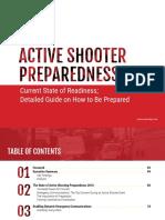 Active Shooter Preparedness eBook