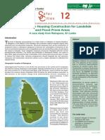 Srilanka Flood Case Study