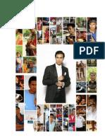 Riz Ainuddin Talent Profile & Filmography