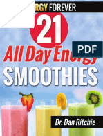 21 Smoothie Recipes for All-Day Energy