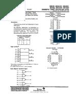 TexasSN74LS02Ndatasheet(NOR)