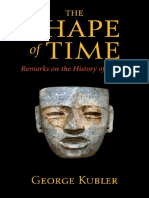 George Kubler-The Shape of Time, Remarks on the History of Things, Yale University Press (2008)