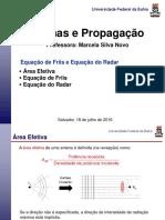 Aula 04 Friis Radar Antenas