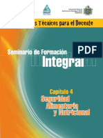 Seminario de Formacion Integral Para El Docente