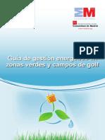 Guia de Gestion Energetica en Zonas Verdes y Campos de Golf Fenercom 2012