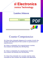 Notes on Counters (Digital Electronics)