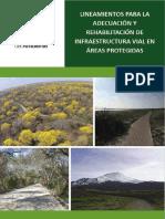 Lineamientos Para Construcción de Vías en Áreas Protegidas (1)