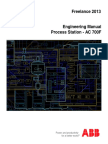 2PAA103857 Engineering - Process Station - AC 700F
