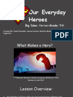 group 5 powerpoint heroes