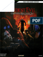 Resident Evil - Operation Raccoon City BradyGames Official Guide