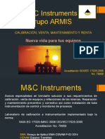 presentacion m c by armis