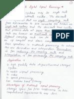 Multirate DSP Part1