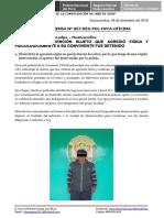 Nota de Prensa Nº 857 09dic16 d