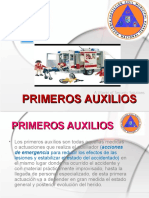 Primeros Auxilios Pcm