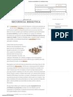 Definición de Secuencia Didáctica - Qué Es, Significado y Concepto