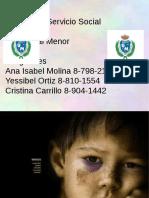 Maltrato Al Menor Diapositivas.odp [Reparado]