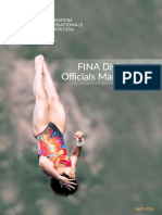 Fina Diving Guide 2015-2017