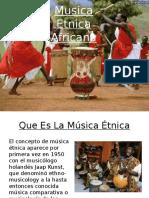Musica Etnica Africana
