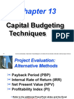 Capital Budgeting Techniques_pp13
