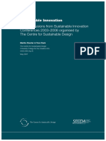Sustainable Innovation Report-1