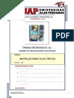 Trabajo Instalaciones Electricasc