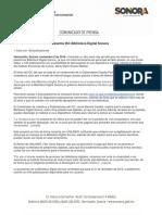 05/11/16 Presenta ISC Biblioteca Digital Sonora -C.111618