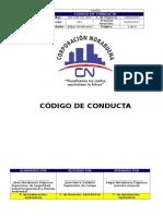 SGI CAR V01 003 Código de Conducta