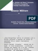 Alianțe Militare