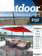Outdoor Furniture by Ashley
