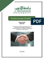 com2301 professional-portfolio aboulouafa