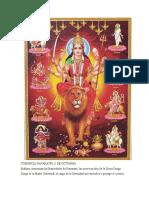 Comienza Navaratri Durga
