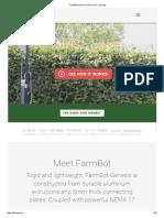 FarmBot _ Open-Source CNC Farming