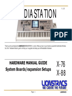 x76 Hardware Manual - Lionstracs