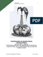 Propiedades de Reservorios Petroliferos BURKCI