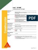 FT-1046!01!10 Plastocrete 161HE