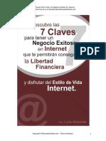 7 Claves Para Tener Un Negocio Exitoso en Internet