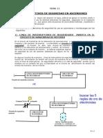 Tema 11 - Dispositivos de Seguridad en Ascensores