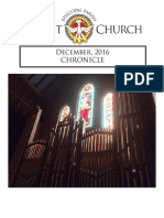 Christ Church Eureka December Chronicle 2016