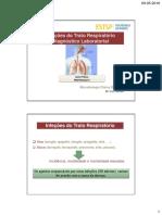Infecções Do Tracto Respiratório