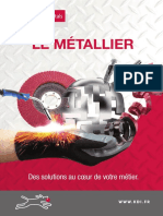 Catalogue Metallier 2016