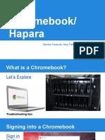professional development chromebook