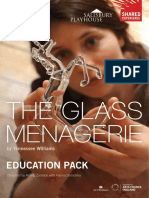 The Glass Menagerie - Shared Experience Education Pack
