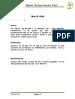 Informe Yefry