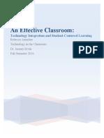 an effective classroom