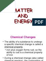 1. Matter and Energy - Pertemuan 1