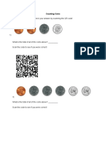 coin worksheet  1