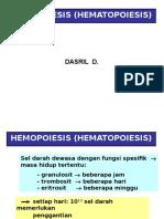 26. Hematopoesis