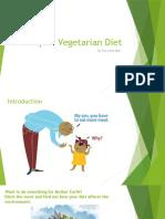 Reasons Why You Should Choose Vegetarian Diet!