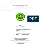 Format Laporan Kimia Dasar II