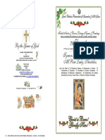 2016-26 Dec-matins & Div Lit-nativity